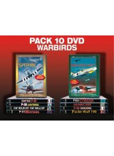 PACK 10 DVD WARBIRDS
