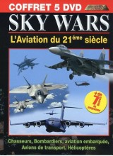 COFFRET 5 DVD SKYWARS