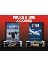PACK 8 DVD LOCKHEED