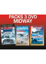 PACK 3 DVD MIDWAY