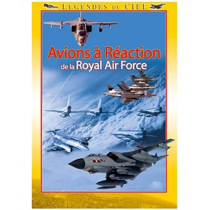 AVIONS A REACTION DE LA ROYAL AIR FORCE